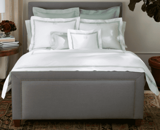 Lowell Duvet Cover - Three Sizes & Ten Colorways