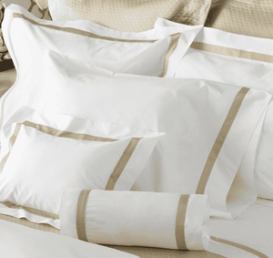 Lowell Duvet Cover - Three Sizes & Ten Colorways Bedding