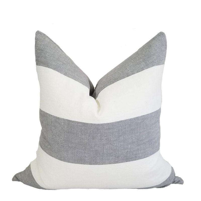 Manhattan Beach Stripe Pillow