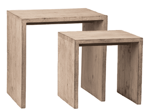 Madeira Beach S/2 Nesting Tables Side Table