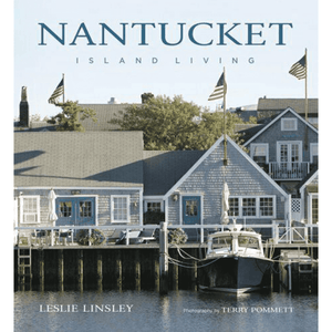 "Nantucket ""Island Living"" Book Book"