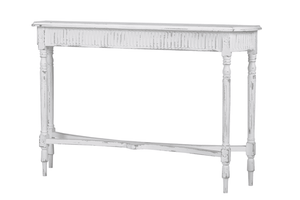 "Oyster Shore 47"" Console Table - Quick Ship Console"