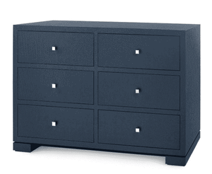 Colombier Large 6-Drawer Dresser - Two Colors Chest