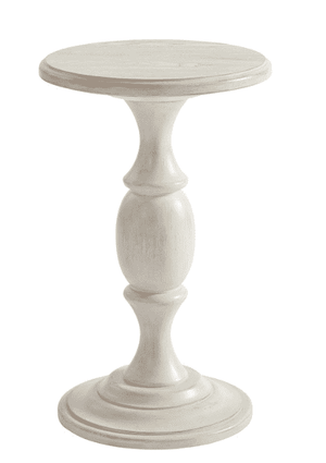 Shore Cliff Accent Table in Sailcloth Accent Table