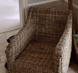 Rattan Dining Arm Chair Dining Chair