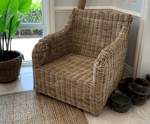 Rattan Arm/Accent Chair Accent Chair
