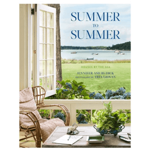 Summer to Summer: Houses by the Sea Book