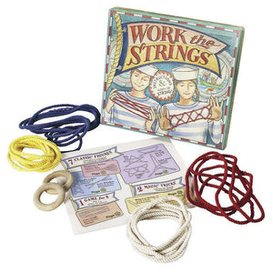 Work The Strings for Kids Kid