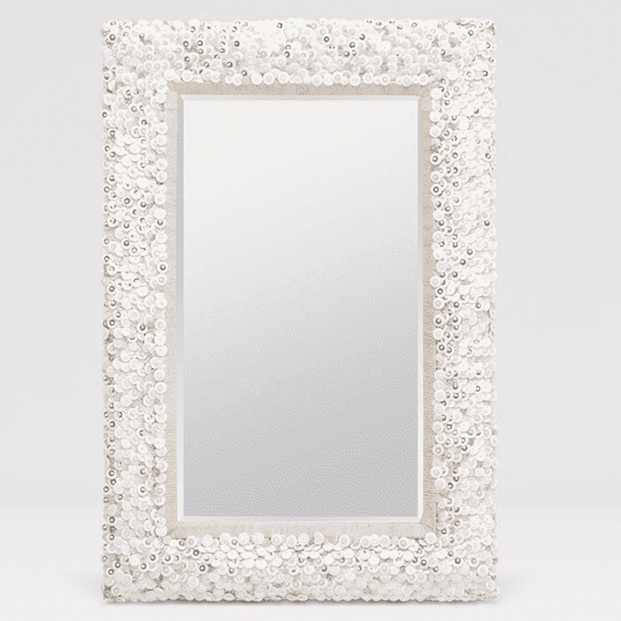 Abaco Small Shell Mirror