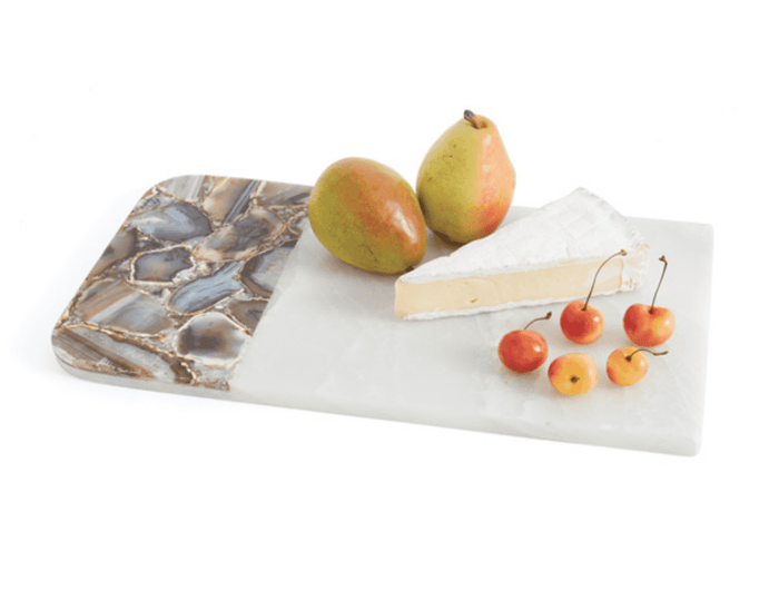 "Alton Agate & Marble 18"" Cheese Board"