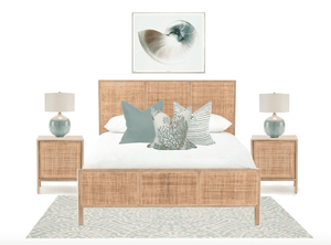 Master Bedroom Furniture Package - Aqua Bedroom Furniture Package