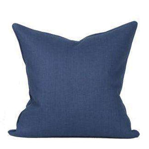 Compliment Linen Pillow (Atlantic) Pillow Atlantic