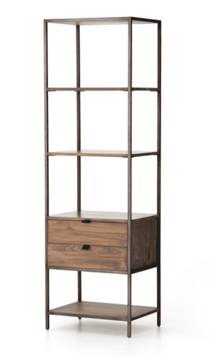 "Auburn Poplar 24"" Bookshelf Shelf"