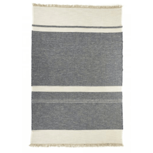 Belgium Blue Gray Throw Throw