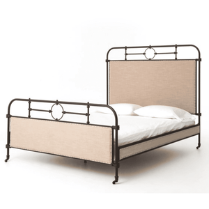 Bellingham Metal Bed - Three Sizes Bed