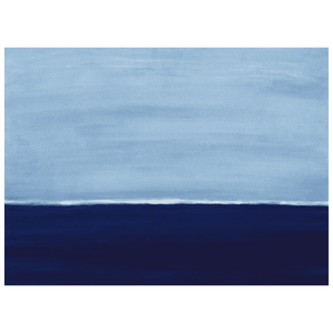 Blue Horizon Giclee Art