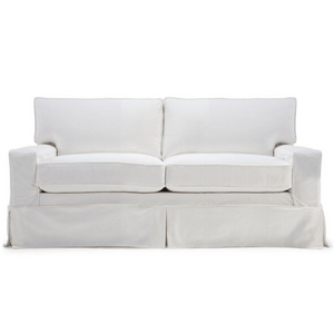 "Carmel 71"" Slipcovered Sleeper Sofa- 2/2 Slipcovered Sleeper Sofa"