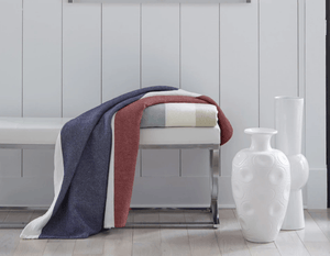 Cotton & Linen Day Blanket - Two Colorways Throw