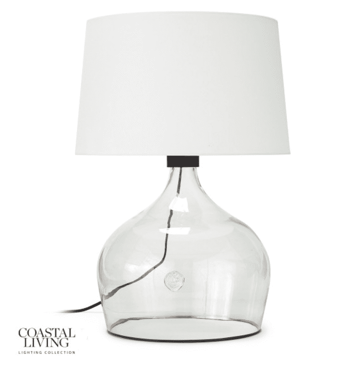 Demi-John Table Lamp -Large