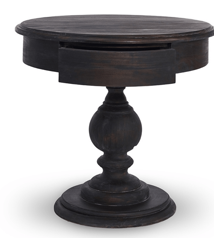 Hempsted Rustic Side Table