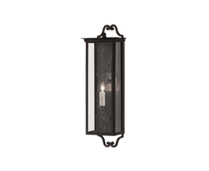 Glastonbury Outdoor Wall Sconce - Three Sizes Outdoor Lighting