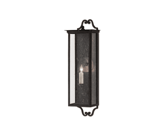 Glastonbury Outdoor Wall Sconce - Three Sizes