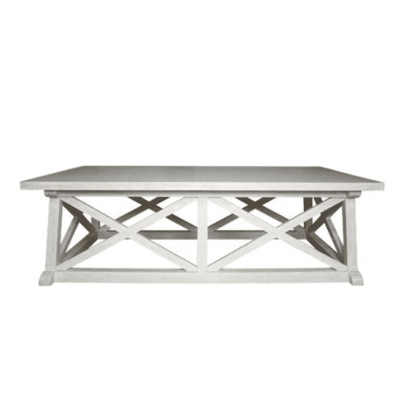 - Coffee Table White Washed Mahogany Wood SKU-OPGTAB121WH – Our