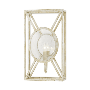 Hastings Iron Wall Sconce - Two Finishes Sconce