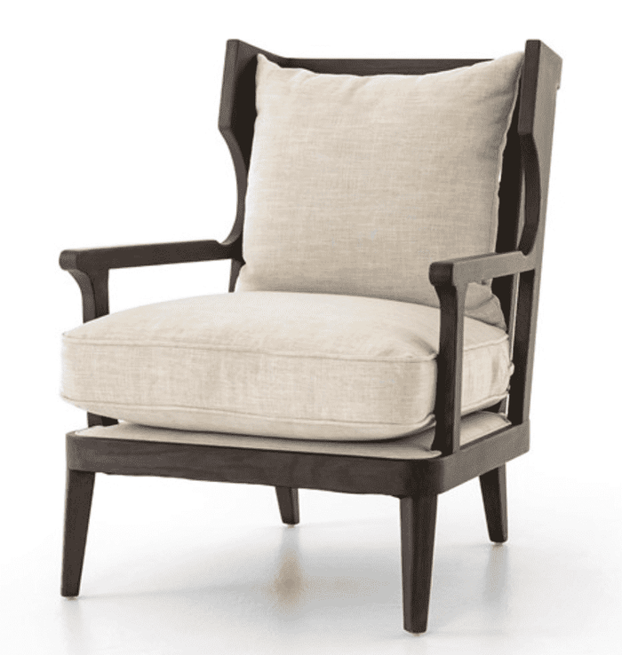Highbury Ladder Back Accent Chair