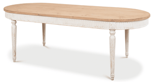 Hope Park Oval Dining Table Dining Table