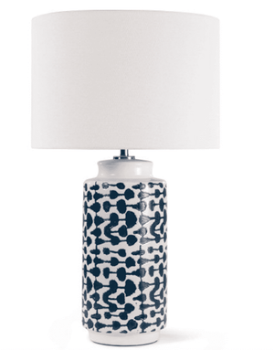 Indigo Mod Table Lamp Lamp