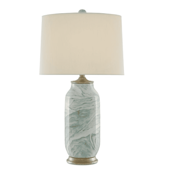 Inlet Beach Seafoam Table Lamp