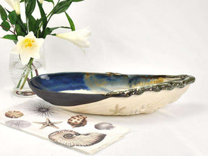Mussel Shell Bowl - Large Entertaining