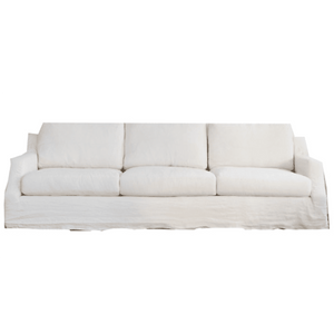 "Majorca 108"" Slipcovered Sofa Slipcovered Sofa"