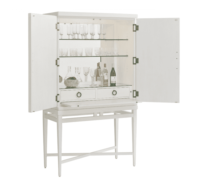 Monterey Sands Bar Cabinet