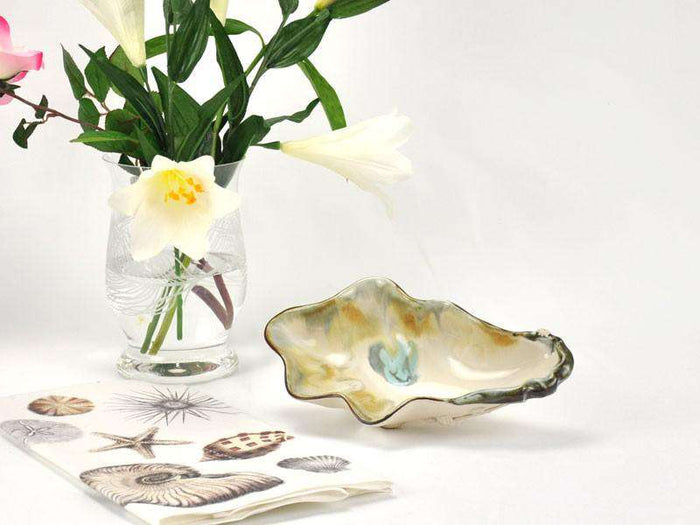 Oyster Shell Bowl - Small
