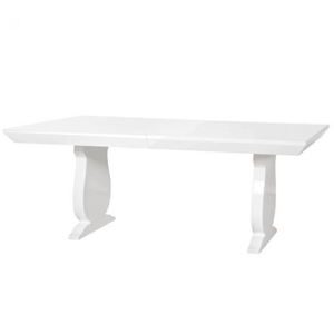 Portofino White Dining Table Dining Table