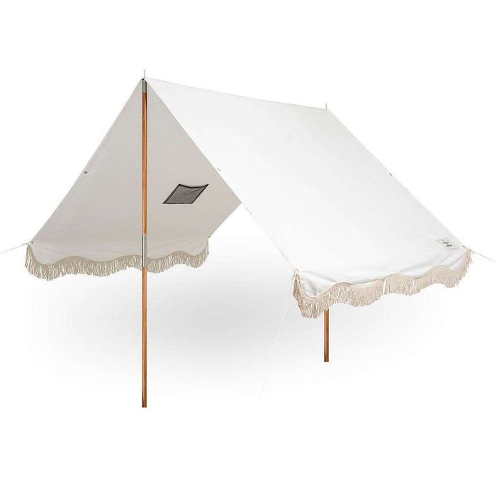 The Premium Beach Tent - Antique White