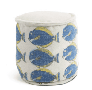 School of Fish Pouf/Ottoman Ottoman