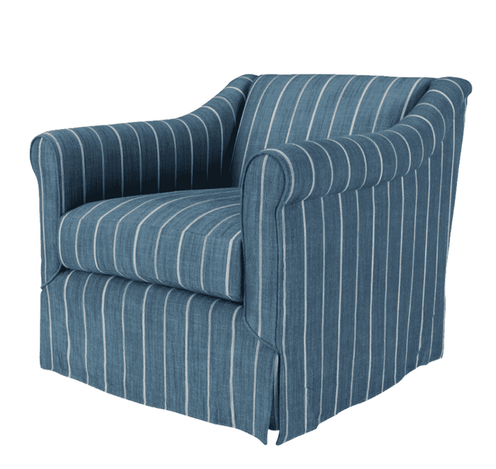 Seacrest Swivel Accent Chair