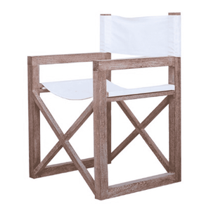 Seaside Director Chair Accent Chair