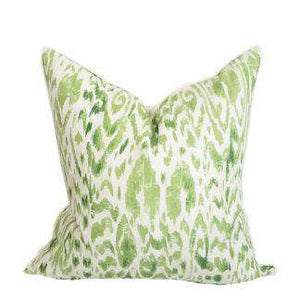 Pillows-Spring/Lime Green