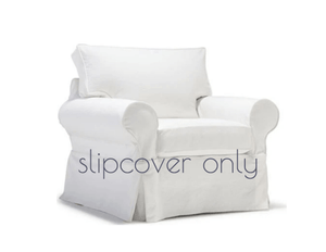 "Nantucket II 39"" Swivel/Glide Chair - Slipcover ONLY Slipcover Only"