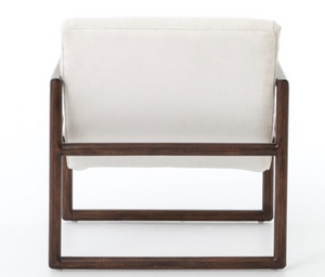 Aventura Coastal Lounge Chair - Two Finishes (White in stock now!)