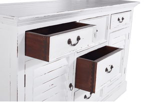 Bahama Style Sideboard/Chest - Quick Ship in Two Finishes Chest