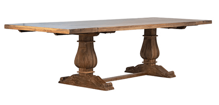 "Woodside Extension Dining Table 84""/120"""