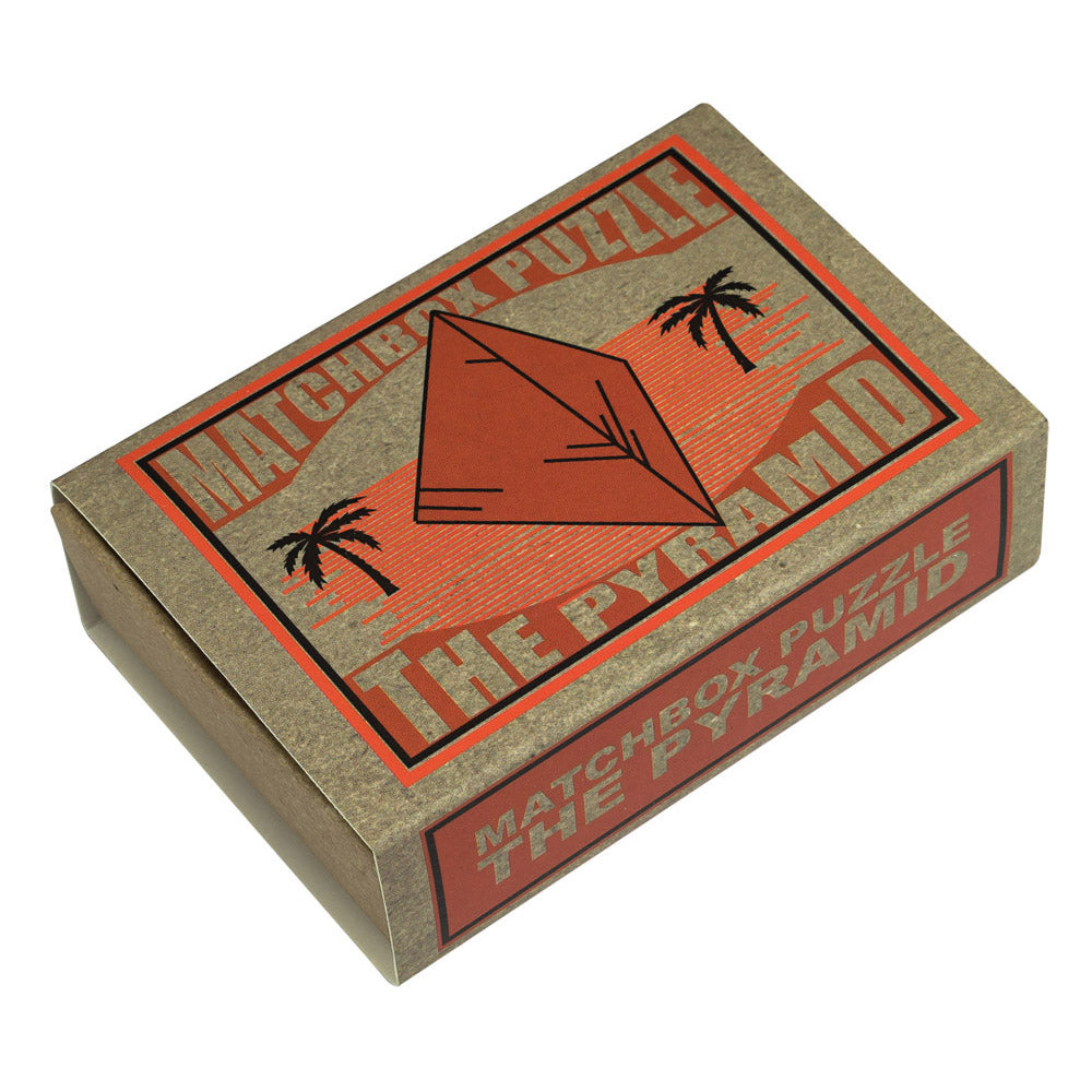"Breinbreker Matchbox Puzzle ""The Pyramide"""