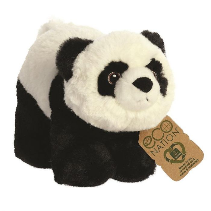 Aurora Eco Nation Panda 23 cm