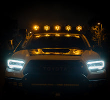 Load image into Gallery viewer, BLACK NOVA-Series LED Headlights, Toyota Tacoma (2016-2020)