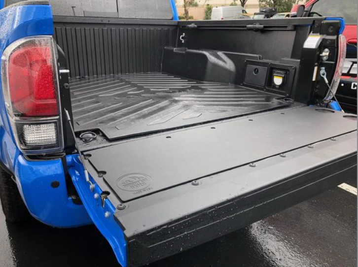 Mountain Hatch for (2005-2020) Toyota Tacoma